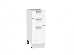 Лофт 300 Шкаф нижний с 3-мя ящиками