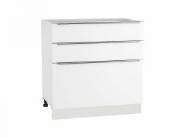 Фьюжн 800 Шкаф нижний с 3-мя ящиками