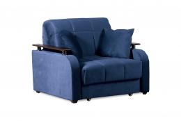 Неаполь 086 диван-кровать 1а 80 С68/Б88/П00 246деним