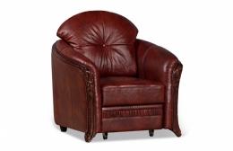 Лансье кресло коричневый