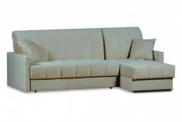 Жозе 085.07 диван-кровать 3а 140-1пф С68 Б87 П00 угловой 72 беж