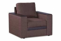 Версаль 218.05 кресло 1х 213 коричневый