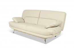 Полярис диван-книжка белый