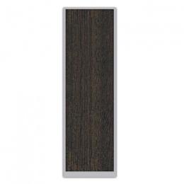 Лира 1 Дверь шкафа-купе (КМДФ) Венге