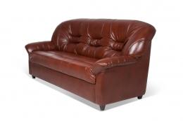 Шарлотта диван Кз Родэс 0468 коричневый