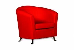 Бонн кресло К/З Санторини 0421(красный)