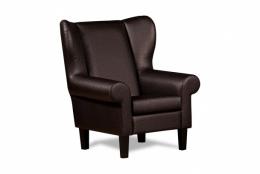 Манчестер 314.08 кресло 1х 137 коричневый