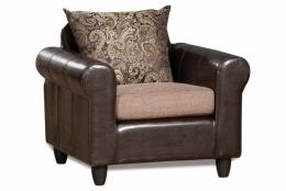 Меценат 013.05 кресло 1 169 коричневый