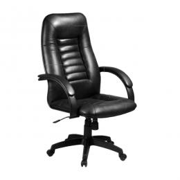 LP-2 Pl кресло кожа черный