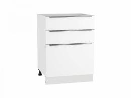 Фьюжн 600 Шкаф нижний с 3-мя ящиками