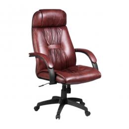 LP-7 Pl кресло кожа св. коричневый