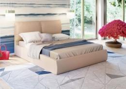 Камилла 2971 160 Кровать Бежевый