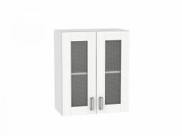 Лофт 600 Шкаф верхний с 2-мя остекленными дверцами