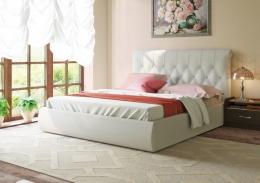 Тиффани 3011 160 Кровать (Белый)