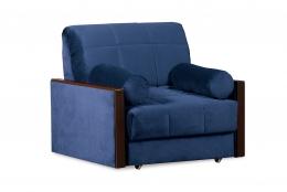 Орион 084 диван-кровать 1а 80 С68/Б86/П00 246 деним
