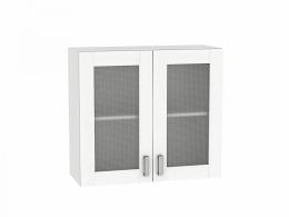 Лофт 800 Шкаф верхний с 2-мя остекленными дверцами