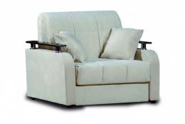 Неаполь 086 диван-кровать 1а 80 С68/Б88/П00 43беж