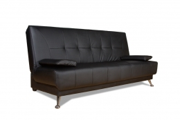 Кристиан диван-книжка черный