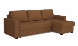 Дублин 284 диван-кровать 2ек-1пф 262 темн кор