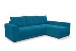 Делайт 193 диван-кровать 2ек-1пф 427 лазурный