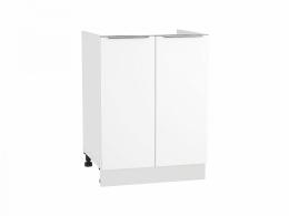 Фьюжн 600 Шкаф нижний под мойку с 2-мя дверцами