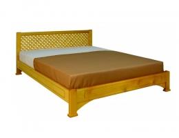 Омега Классика Кровать 90х200 Береза
