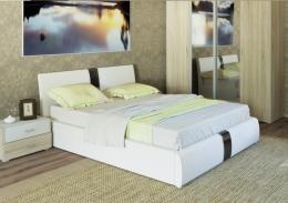 Челси 160 Кровать Белый