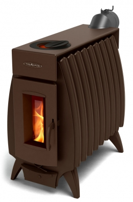 Огонь-батарея 9 печь дровяная
