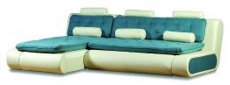 Сириус 065.13 диван-кровать угловой 2п-1Пф 38бир 39беж 39беж