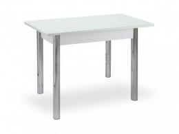 Аспен СТ стол, ноги прямые белый/белый