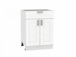 Лофт 600 Шкаф нижний с 2-мя дверцами и ящиком