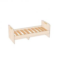 Аврора Кровать односпальная 504.150