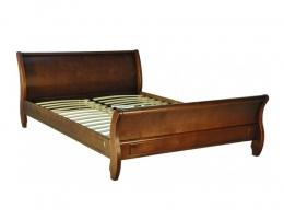Омега - Престиж кровать 90х200 орех