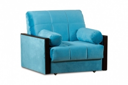 Орион 084 диван-кровать 1а 80 С68/Б86/П00 245бирюза