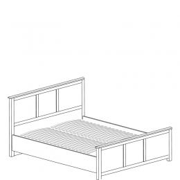Инна 634 Кровать двойная 1600